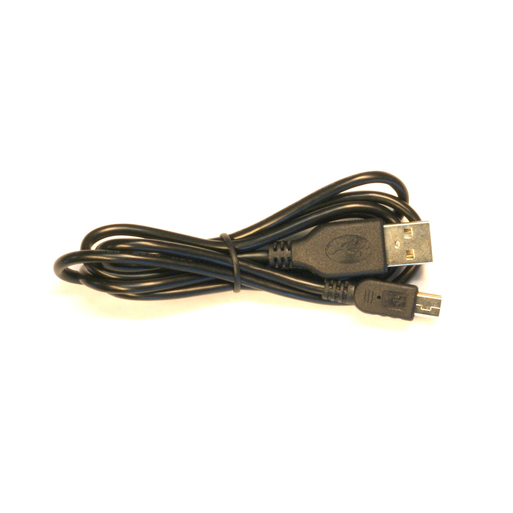 Cable USB to mini-USB cable